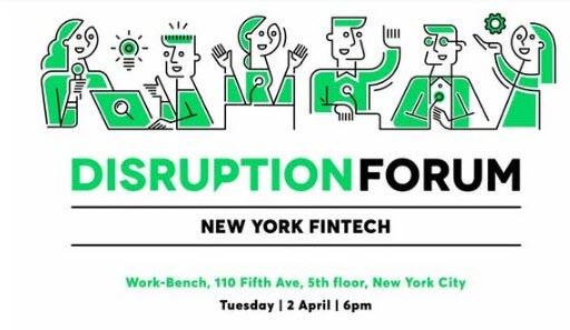 disruption forum ny