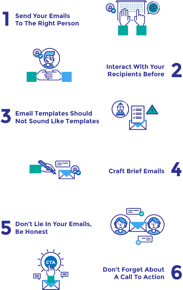 email outreach tips for prospecting leads