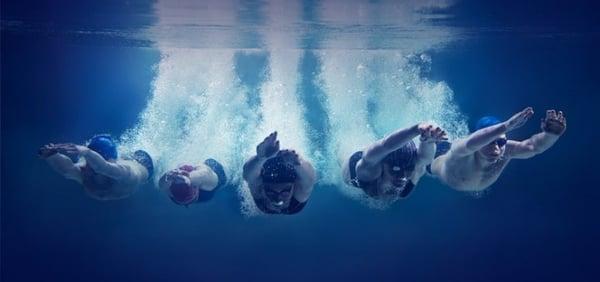 niche marketing triathlon example