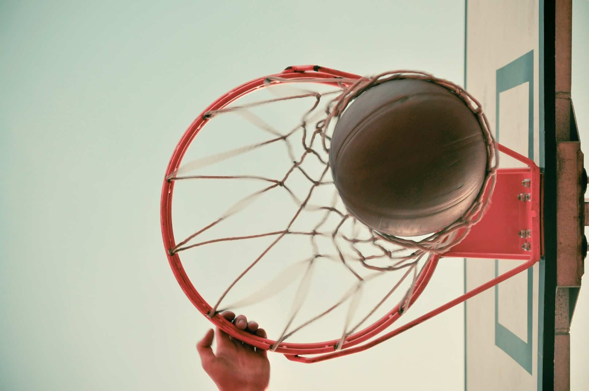 Scoring in basketball
